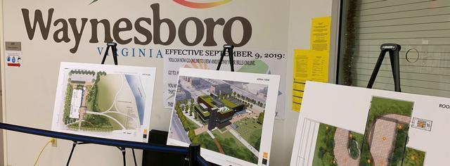 Future Waynesboro Museum Facility